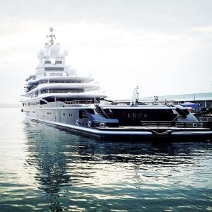 Luna Yacht Arrested in Dubai